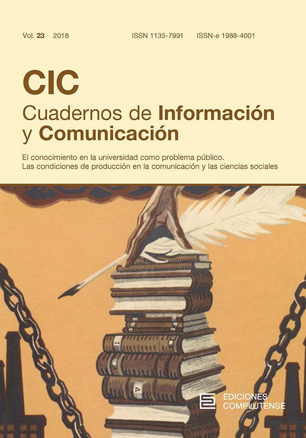 Cubierta CIC vol 23 (2018)