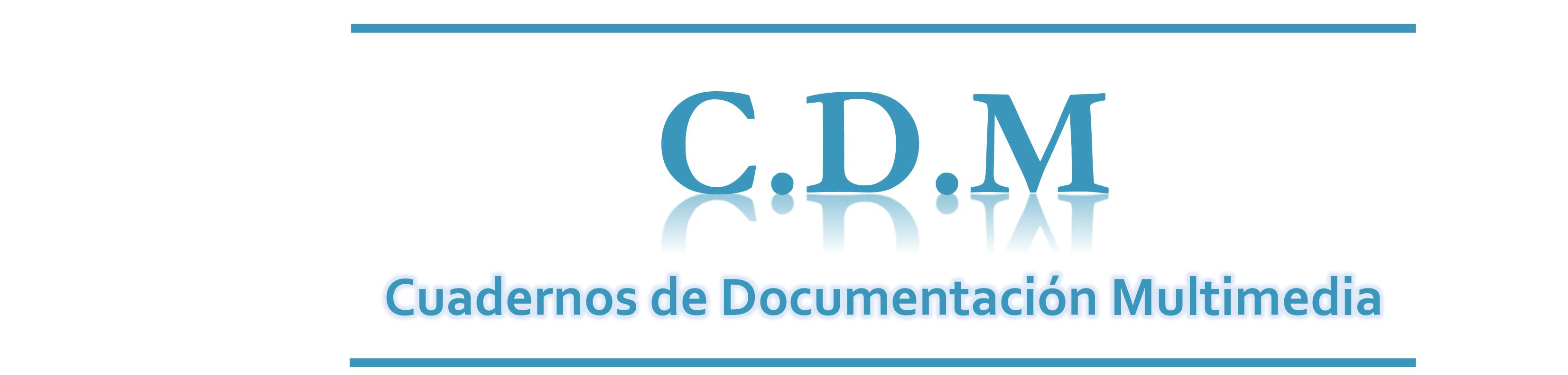 Portada de Cuadernos de Documentación Multimedia