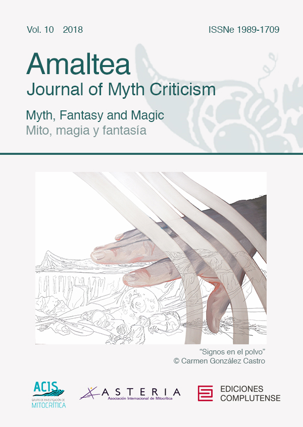 Cover Amaltea Vol. 10