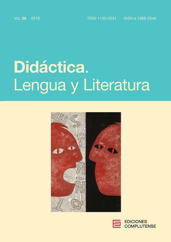 Cubierta Didáctica vol 28 (2016)