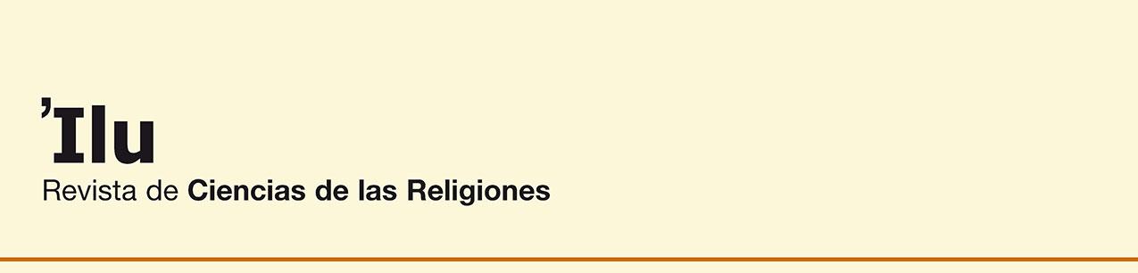 Portada de Ilu. Revista de Ciencias de las Religiones