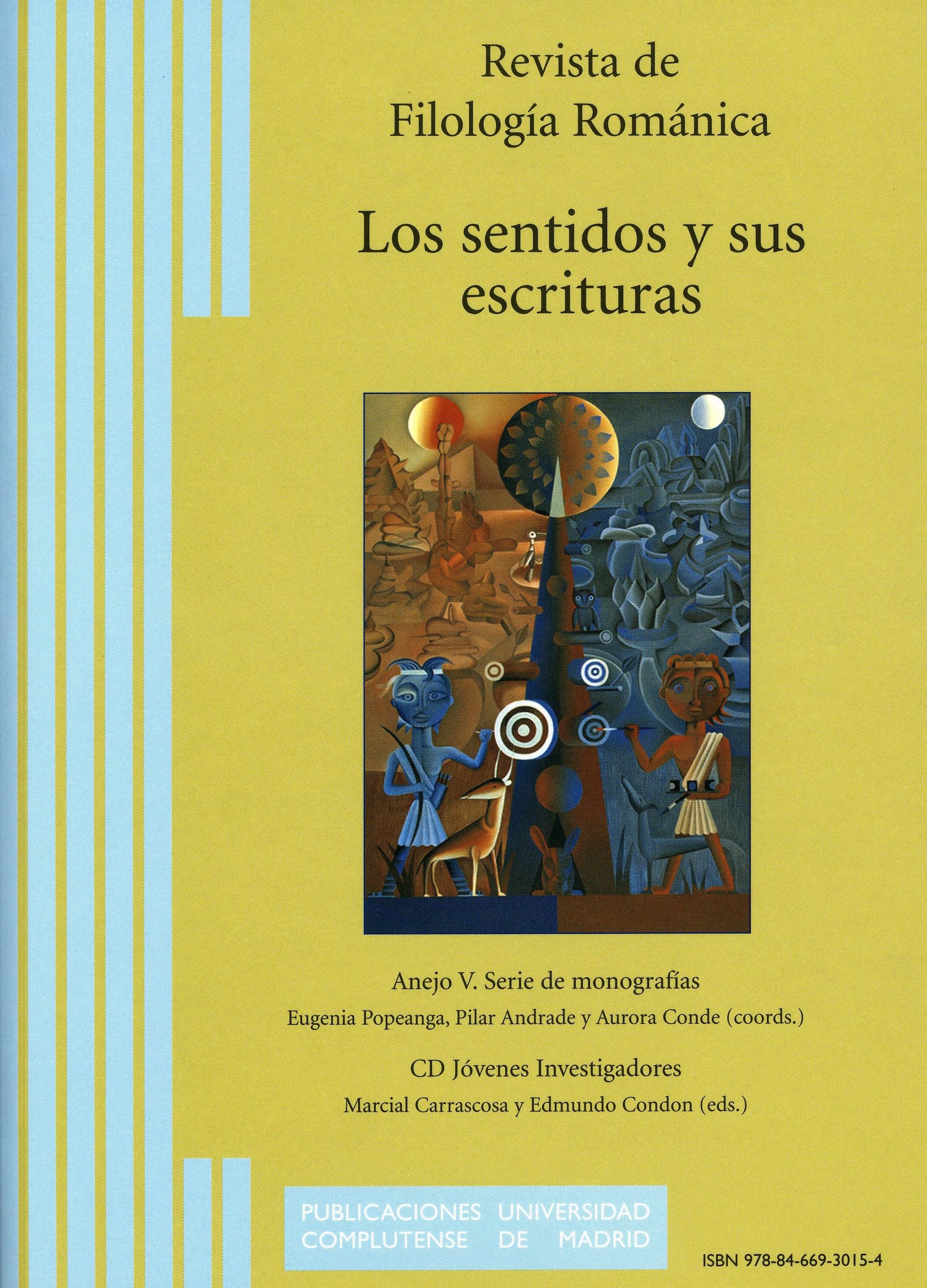 cubierta CD anejo V Revista de Filología Románica