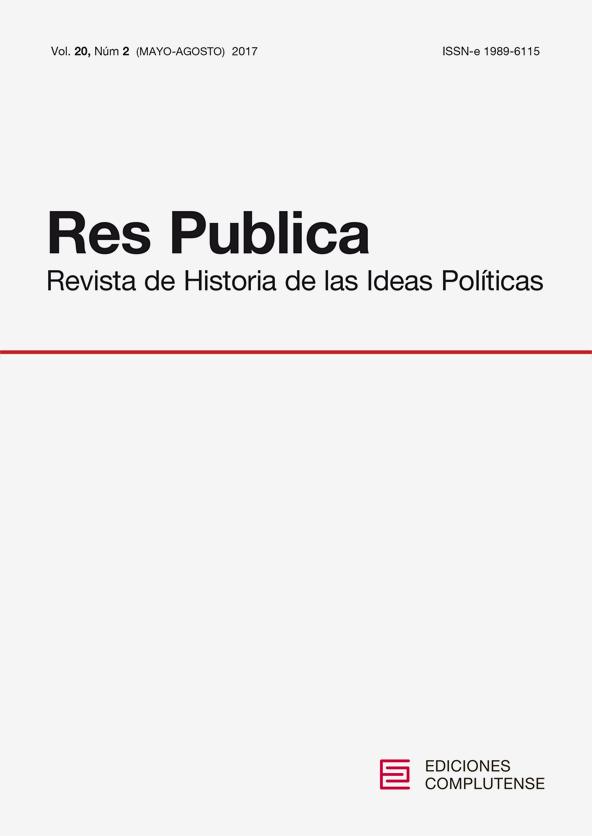 Cubierta Res Publica vol 20, nº2 (2017)