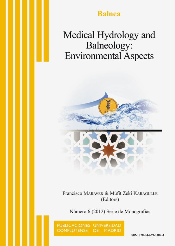 Balnea 6: Medical Hydrology and Balneology: environmental aspects
