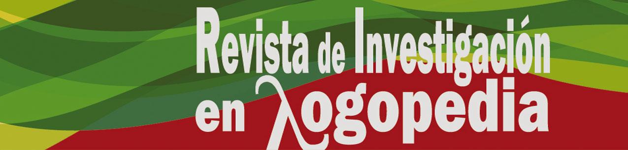 Portada de Revista de Investigacion en Logopedia